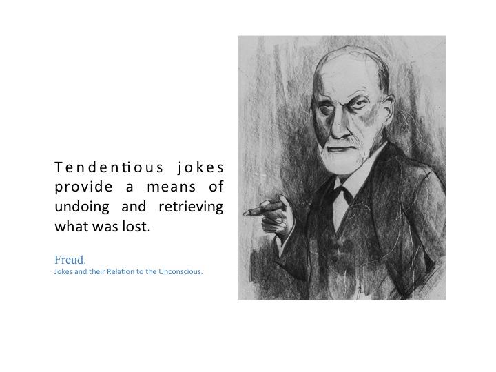 Oedipus paper joke
